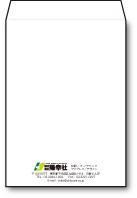 既製品封筒印刷_角2封筒