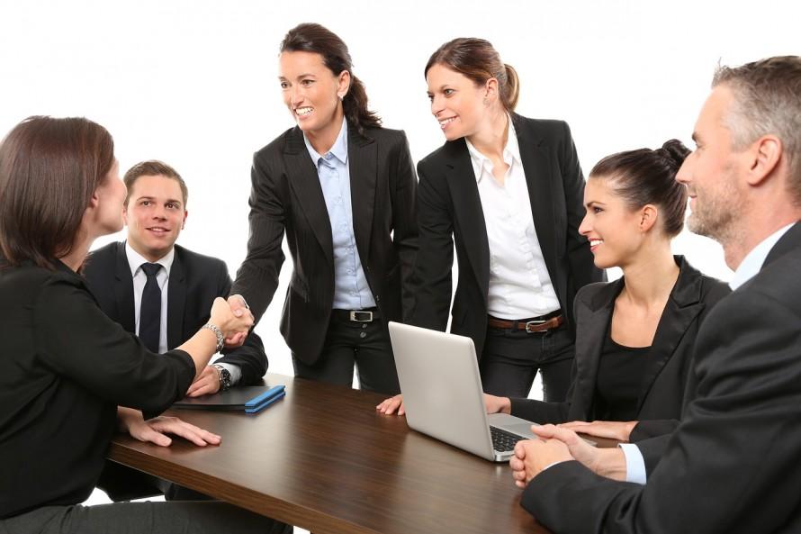 ビジネス交流