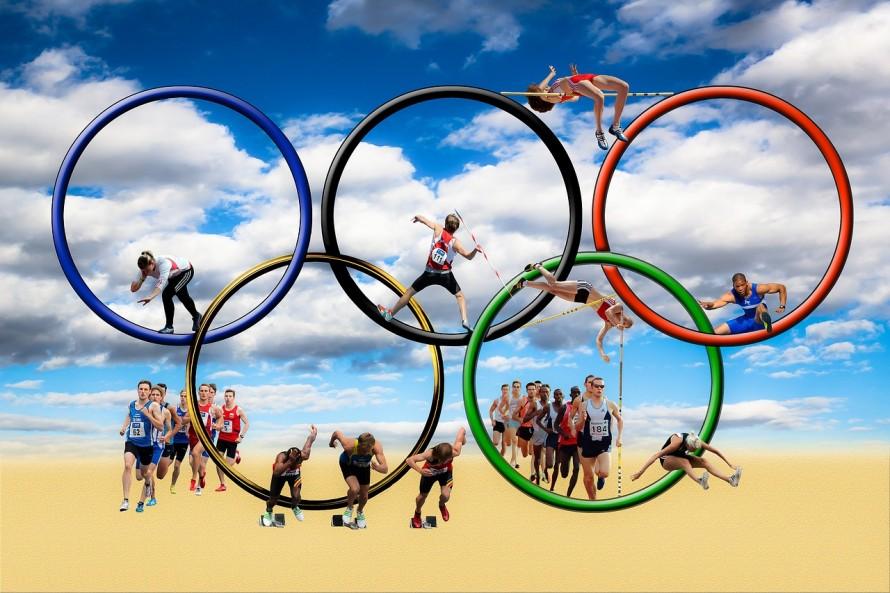 オリンピックイヤー2020年