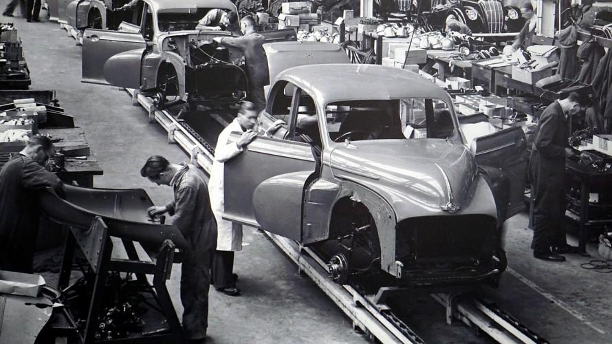 自動車製造